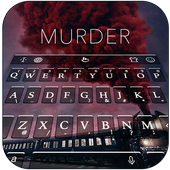 Murder Keyboard Theme icon