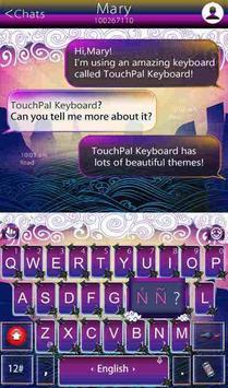 TouchPal Ninja Keyboard Theme apk screenshot