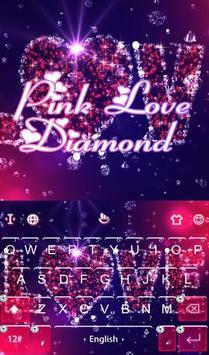 Pink Love Diamond poster