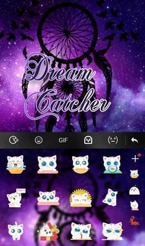 Dream Catcher Keyboard Theme screenshot 3