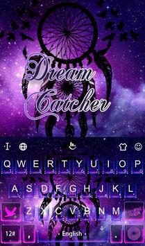 Dream Catcher Keyboard Theme poster