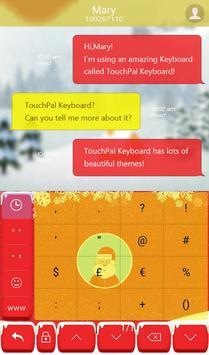 Santa Claus Keyboard Theme 6 7 8 (Android) - Download APK