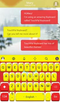Santa Claus Keyboard Theme apk screenshot