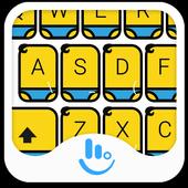 TouchPal Sexy Banana Theme icon