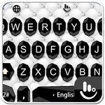 Simple Business Black White Keyboard Theme APK