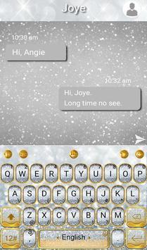 Silver Glitter screenshot 1