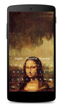 TouchPal Smile Keyboard Theme poster