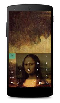 TouchPal Smile Keyboard Theme apk screenshot