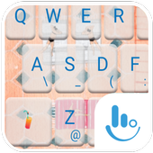 Summer Swimming Pool Keyboard icon
