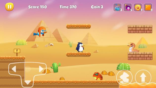 Penguin Run screenshot 5