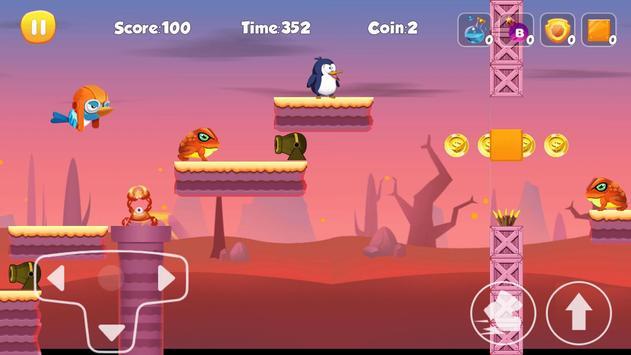 Penguin Run screenshot 6
