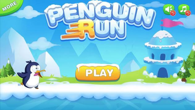 Penguin Run poster