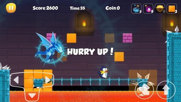 Penguin Run screenshot 11