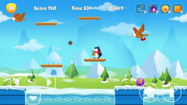 Penguin Run screenshot 1