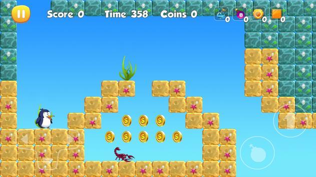 Penguin Run screenshot 3