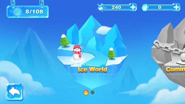 Super Penguin Run apk screenshot