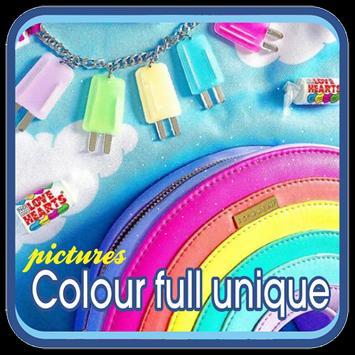 Colour art unique Wallpaper screenshot 1
