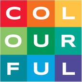 Colourful Radio icon