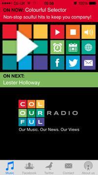 Colourful Radio screenshot 1