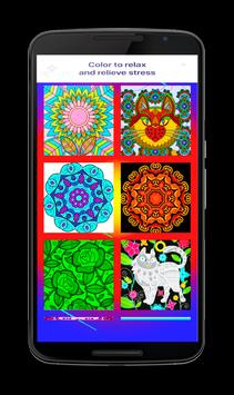 Coloring books For_Adult screenshot 4