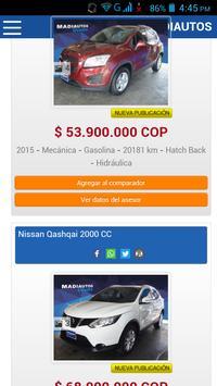 Carros Usados Colômbia screenshot 12