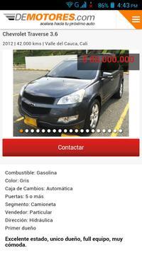 Carros Usados Colômbia screenshot 2