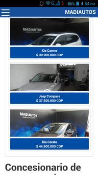 Carros Usados Colômbia screenshot 4