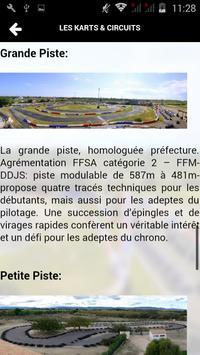Karting de Torreilles apk screenshot
