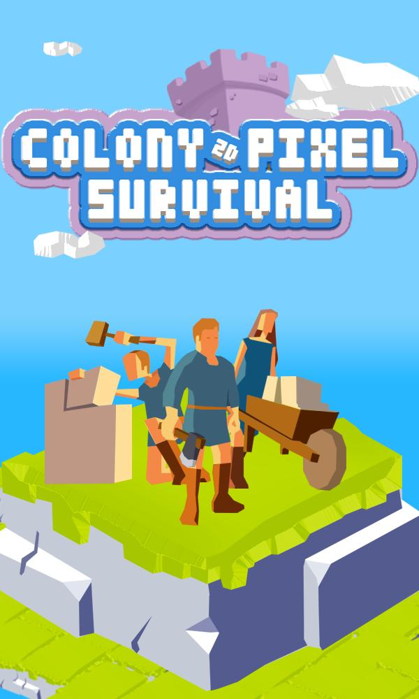 Pixel Colony 2D Survival Game for Android - APK Download
