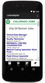 Colorado Jobs screenshot 1