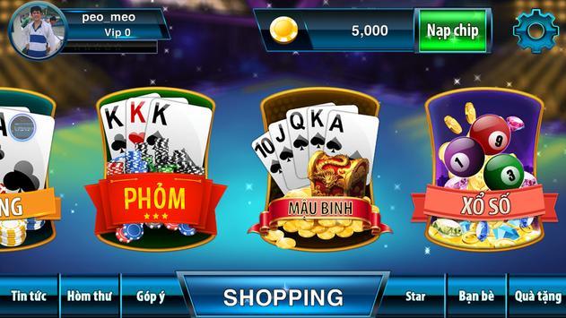Game danh bai doi thuong 2017 poster