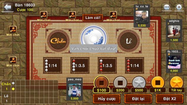 Game danh bai doi thuong 2017 screenshot 1