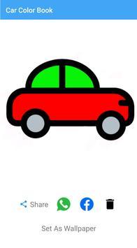 Car Colouring Book screenshot 3