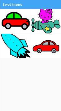 Car Colouring Book screenshot 6