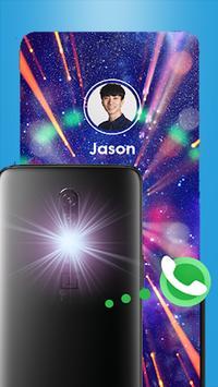 Caller Theme Screen - Color Phone & LED Call Flash screenshot 4