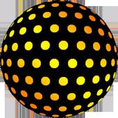 Color LED FlashLight Pro icon