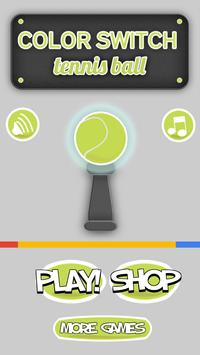 Tennis Ball - Color Swap poster
