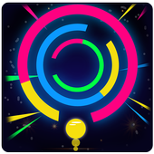 Color Circles Dash icon