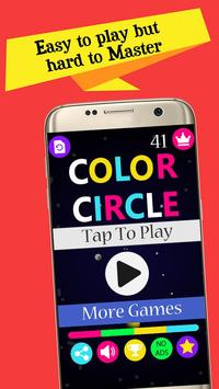 Color Circles Dash screenshot 12