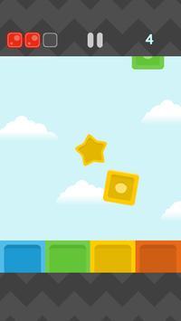 Falling tiles apk screenshot