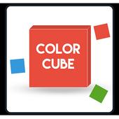 Color Cube - switch color icon