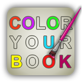 Color Your Book icon