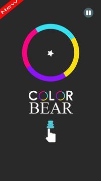 color of switch  bear Valerka (Медведь Валерка) screenshot 1