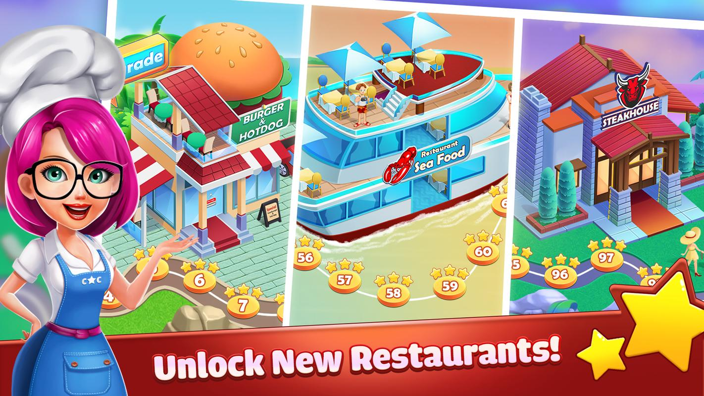 Unduh Game Cooking Fever