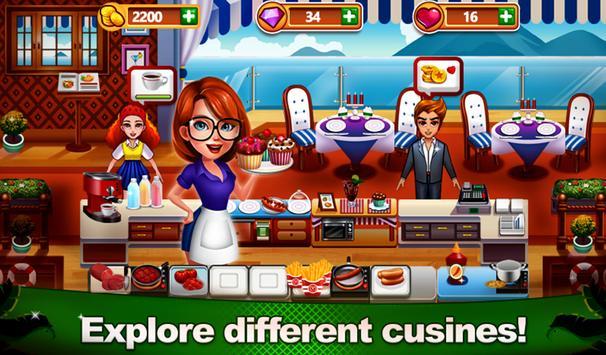 Chef Dash screenshot 1