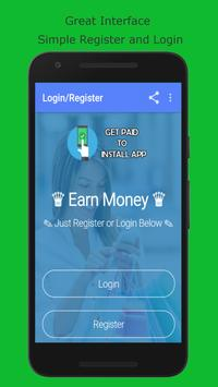 Get Paid to Install App poster