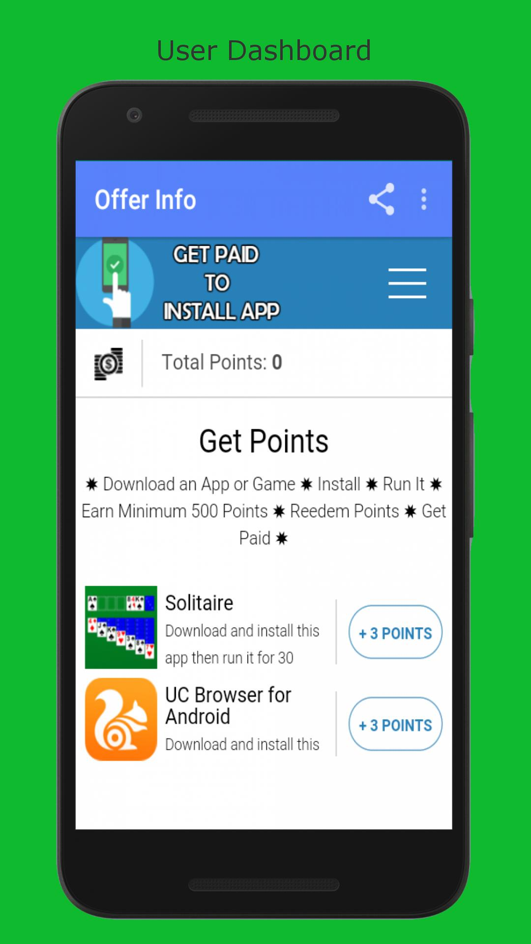 Get Paid to Install App for Android - APK Download