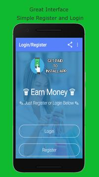 Get Paid to Install App screenshot 3