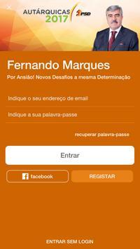 Fernando Marques - Autárquicas screenshot 1
