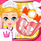Love Cupcakes for Mom icon